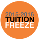 Tuition Freeze 2015-16