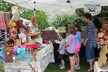 Vendor applications are being taken through March 31 for the 2017 Old Oak Festival.