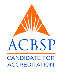 ACBSP Candidate for Accreditation