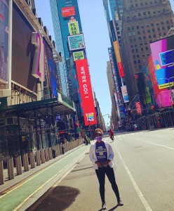 Brianna Stine in New York