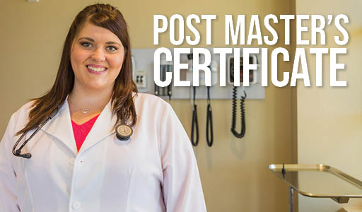 Post Masters Certificate