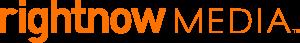 RightNow Media Logo Orange