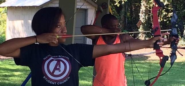 4h camp archery 645 x 300