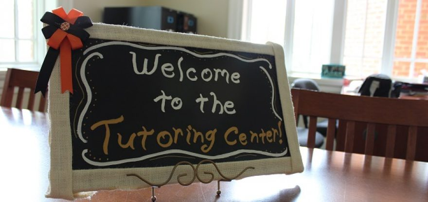 TUSCULUM TUTORING CENTER