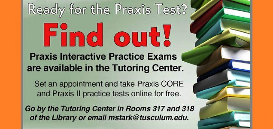 PRAXIS INTERACTIVE PRACTICE EXAM